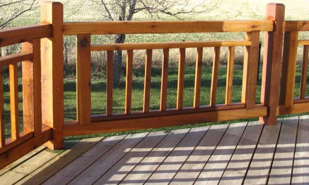 Разновидности и модификации балясин для лестницы из дерева
